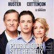 Théâtre POURVU QU'IL SOIT HEUREUX à LE CANNET @ LA PALESTRE - Billets & Places