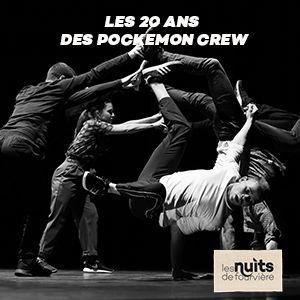 Les 20 Ans Des Pockemon Crew