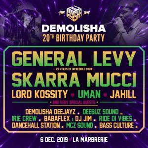 Demolisha 20Th Birthday Party
