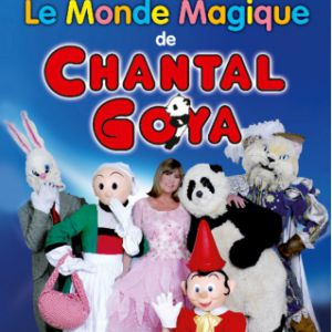 CHANTAL GOYA  @ Espace Francois Mitterrand - Bully Les Mines