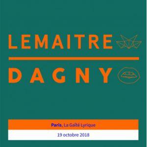 LEMAITRE & DAGNY  @ La Gaîté Lyrique - Paris