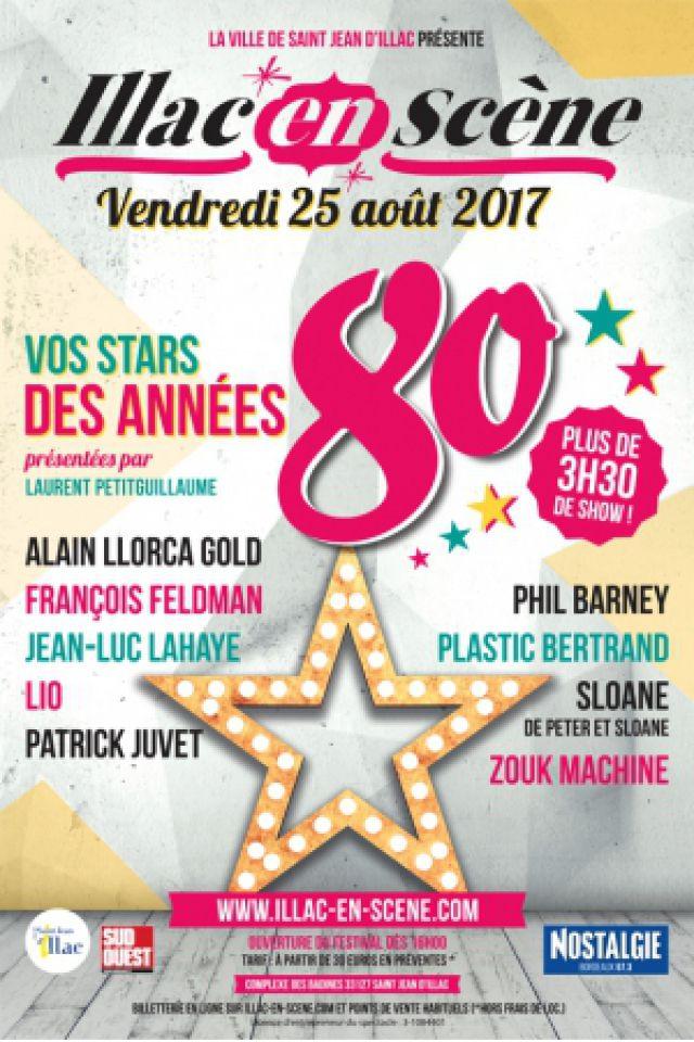 FESTIVAL ILLAC EN SCÈNE 2017 @ Complexe des Badines - SAINT JEAN D'ILLAC