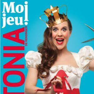 "Antonia De Rendinger ""Moi Jeu !"""