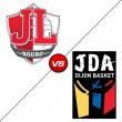 Match JL BOURG vs JDA DIJON à BOURG EN BRESSE @ EKINOX - Billets & Places
