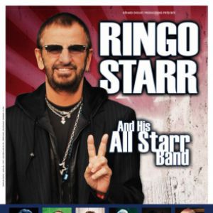 RINGO STARR AND HIS ALL STARR BAND @ L'Olympia - Paris