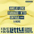 PASS 2 JOURS - 02 & 03 AOUT - LITTLE FESTIVAL #3 à SEIGNOSSE @ LE TUBE - LES BOURDAINES - Billets & Places
