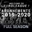 Match ABONNEMENT 2019/2020 FULL SAISON  à Villeurbanne @ Astroballe - Billets & Places