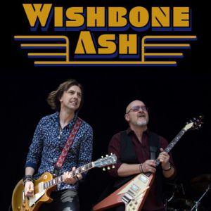 Concert WISHBONE ASH  /  LES VEGAS & French Connexion à Paris @ New Morning - Billets & Places