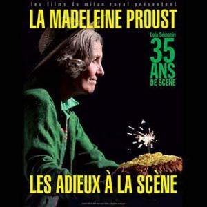 LA MADELEINE PROUST @ Théâtre Ledoux - Besançon