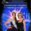 Affiche Election miss champagne ardenne
