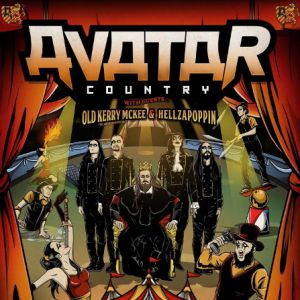 Avatar + Hellzapoppin + Old Kerry McKee @ La Cartonnerie - Reims