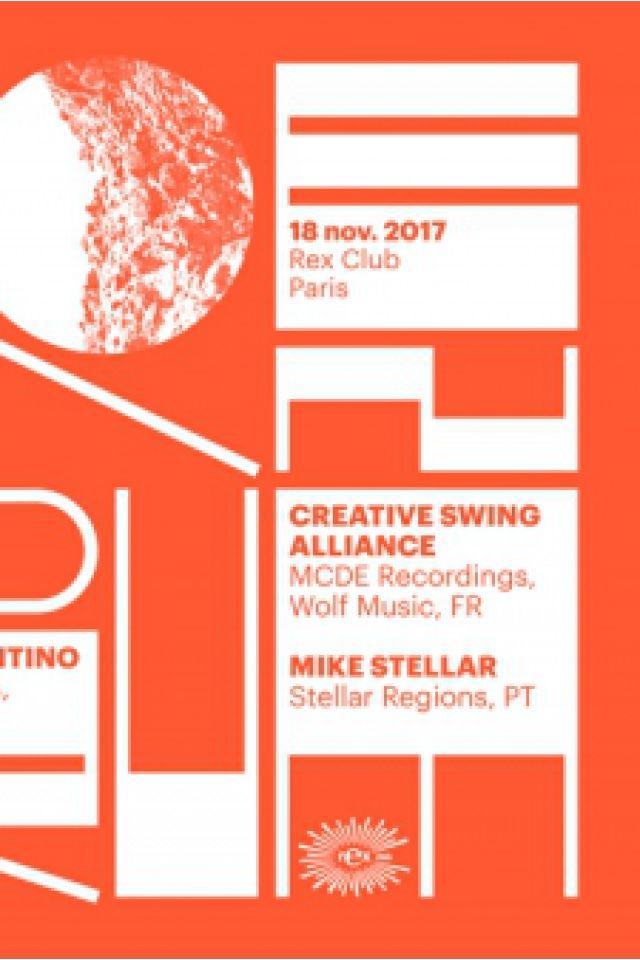 COTD @ Le Rex Club - PARIS