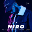 Concert NIRO + LYONZON à Villeurbanne @ TRANSBORDEUR - Billets & Places