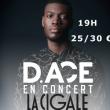Concert D.Ace à la Cigale (w/tengo john mattrach...)
