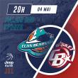Match ELAN BEARNAIS / CHOLET BASKET à PAU @ Palais des Sports de Pau - Billets & Places