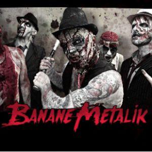 Concert Banane Metalik + Acidez à Nantes @ Le Ferrailleur - Billets & Places