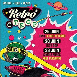 Retro C Trop - Dimanche 28 Juin 2020
