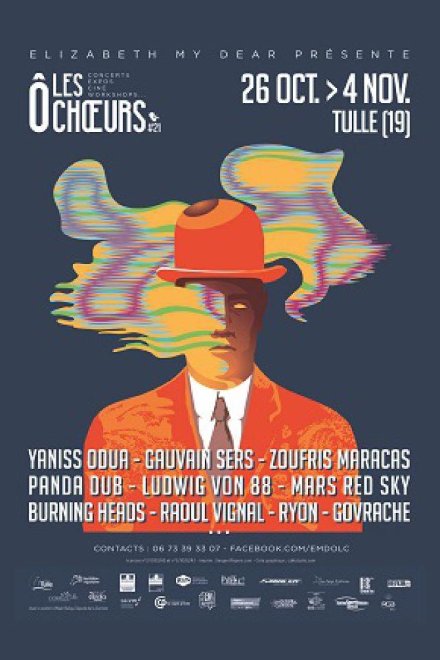 21ème Festival Ô les Chœurs - Jour 1 @ Salle de l'Auzelou - TULLE