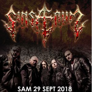SINSAENUM @ LE FLOW - PARIS