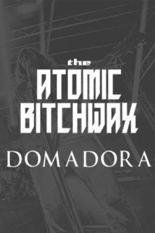 Concert The Atomic Bitchwax + Domadora // Nantes