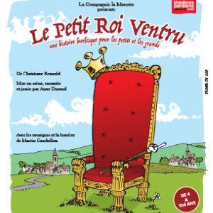 LE PETIT ROI VENTRU @ Le Funambule Montmartre - PARIS