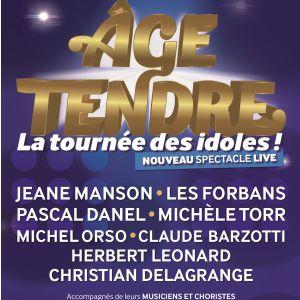 Âge Tendre, La Tournee Des Idoles !