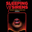 Concert SLEEPING WITH SIRENS + CHAPEL + CHASE ATLANTIC à Paris @ La Machine du Moulin Rouge - Billets & Places