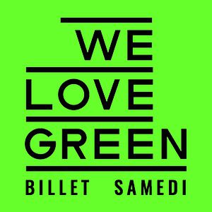 WE LOVE GREEN FESTIVAL - SAMEDI @ Plaine de la Belle Etoile - Bois de Vincennes - PARIS