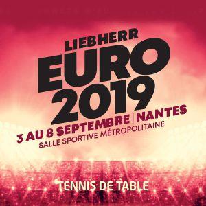 Liebherr Euro 2019 - Pass 3 Jours - Du Vendredi Au Dimanche