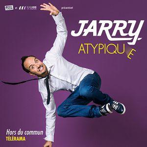 """JARRY - """"ATYPIQUE"""" @ Théâtre Sébastopol - LILLE"""