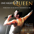 Concert ONE NIGHT OF QUEEN à BESANÇON @ MICROPOLIS - Billets & Places