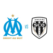 Match Olympique de Marseille - Angers SCO