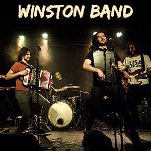 winston band @ Salle des fêtes - TURNY - TURNY