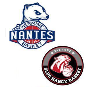 NANTES - NANCY @ Complexe Sportif Mangin Beaulieu - NANTES
