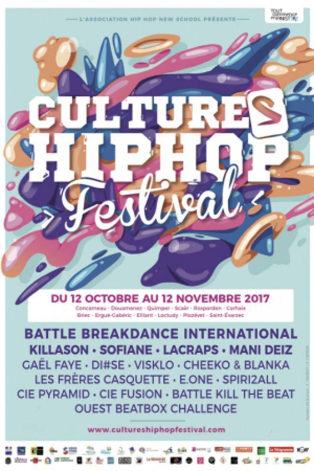 Battle New School Breakdance International World Finale @ Parc des Expositions de Penvillers - Quimper