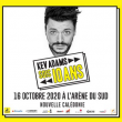 Spectacle Kev Adams à PAITA @ ARENE DU SUD - PAITA - Billets & Places