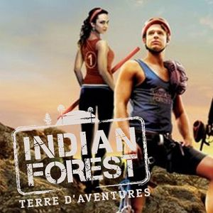 PASS XTRALARGE DUEL ARENA + 2 ZONES @ INDIAN FOREST - MOUTIERS LES MAUXFAITS