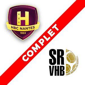 HBC Nantes - St-Raphaël @ Salle métropolitaine de la Trocardière - REZÉ