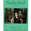 Concert NADIA REID à PARIS @ Pop-Up! - Billets & Places
