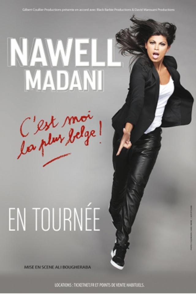 NAWELL MADANI  @ L'Olympia - Paris