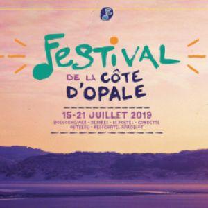 Festival De La Cote D'opale : Bernard Lavilliers + 1Ère Partie