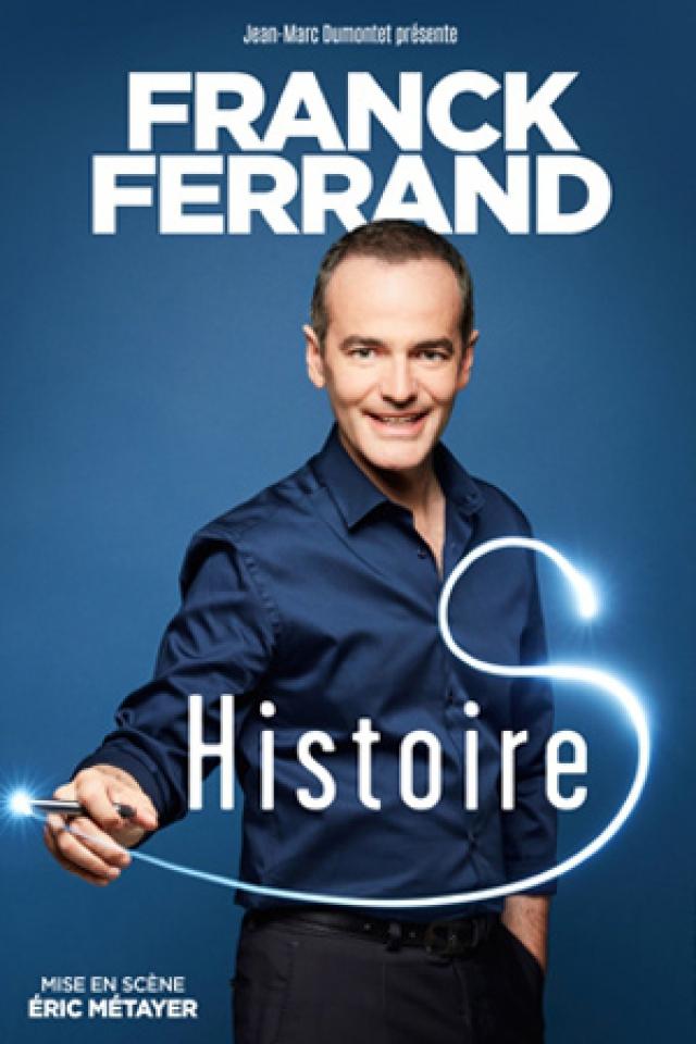 FRANCK FERRAND ''HISTOIRES'' @ 05 THEATRE LA LICORNE - CANNES LA BOCCA