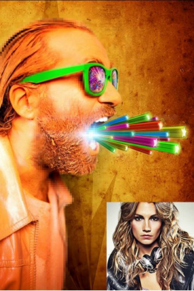 DJ's SET: Supermen Lovers live, DJ Luxury, Simon Gabriel @ Complexe sportif - SALIES DU SALAT