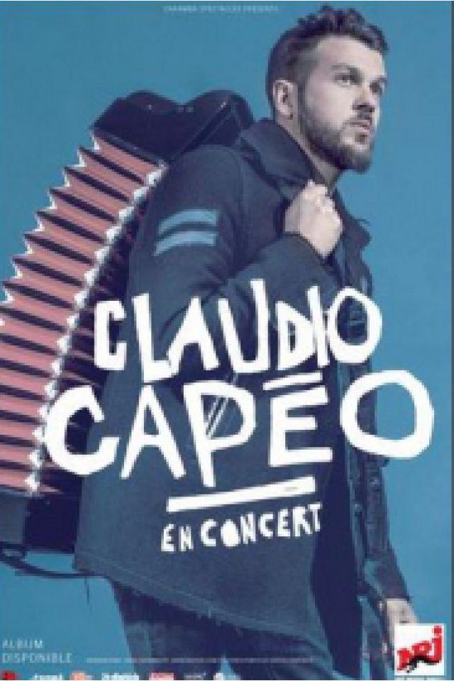 CLAUDIO CAPÉO @ Le Liberté - RENNES