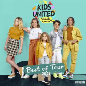 Kids United Nouvelle Generation