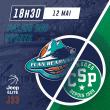 Match ELAN BEARNAIS / LIMOGES CSP à PAU @ Palais des Sports de Pau - Billets & Places