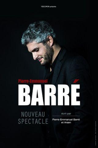 Spectacle PIERRE-EMMANUEL BARRÉ à RENNES @ Le Liberté - Billets & Places
