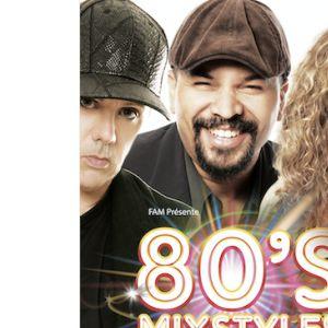 Mixstyles 80'S  À Hyeres