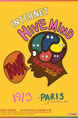 Concert THE INTERNET à PARIS @ LE BATACLAN - Billets & Places