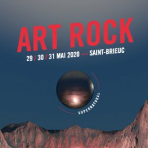 Festival Art Rock 2020 - Billet Forum Vendredi